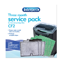 Interpet CF 2 Filter cartridge (3 month pack)